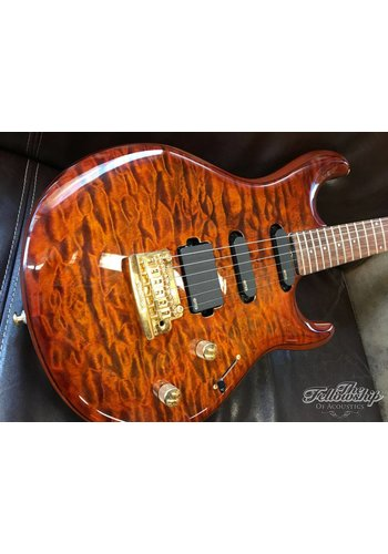 Music Man Ernie Ball Music Man Luke I Hazelburst Ball Family Reserve HSS