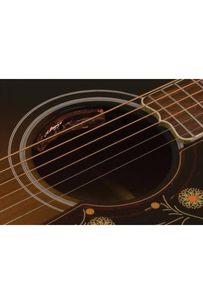 LR Baggs Session VTC Onboard Acoustic Guitar Pickup + Preamp