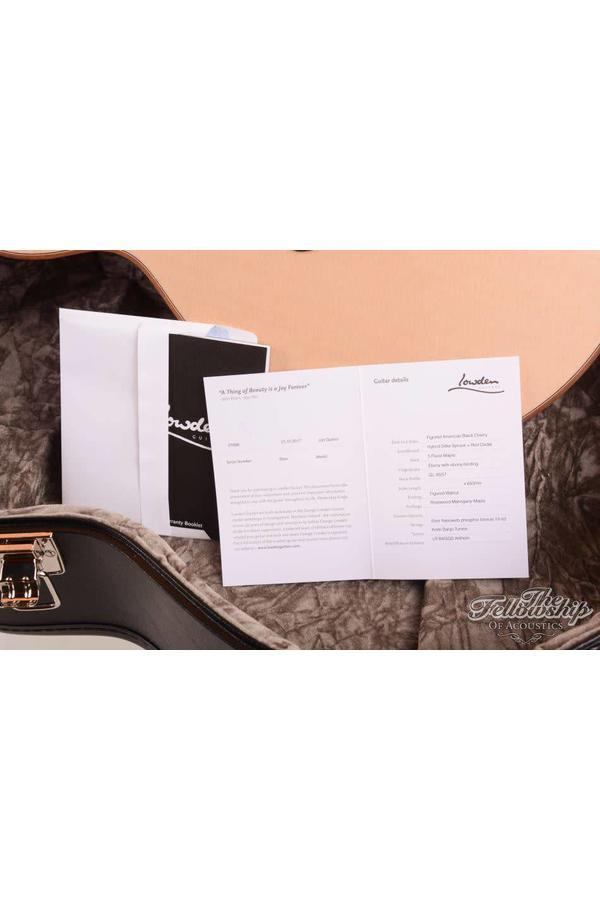 Lowden JG Jon Gomm Signature Model