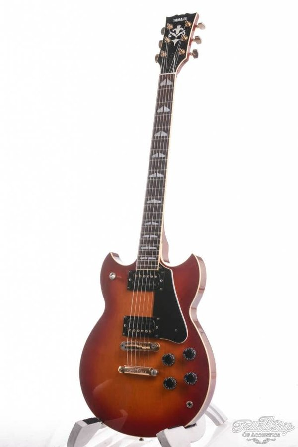 Yamaha SG1000 Cherry Sunburst 1980