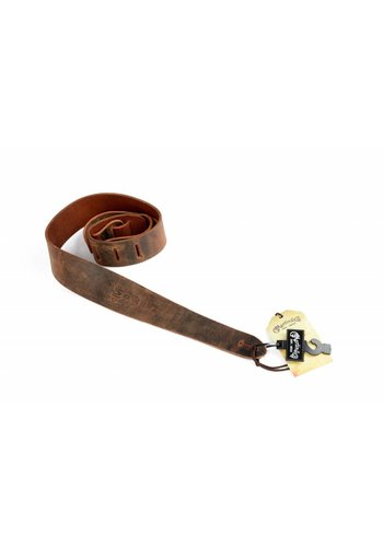 Martin Martin Vintage Belt Leather Strap - Brown