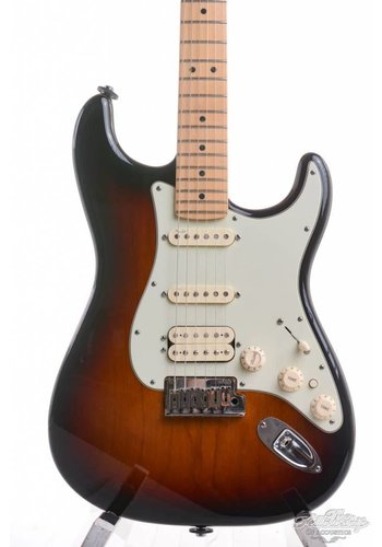 Fender Stratocaster Deluxe Sunburst 2013 Near Mint