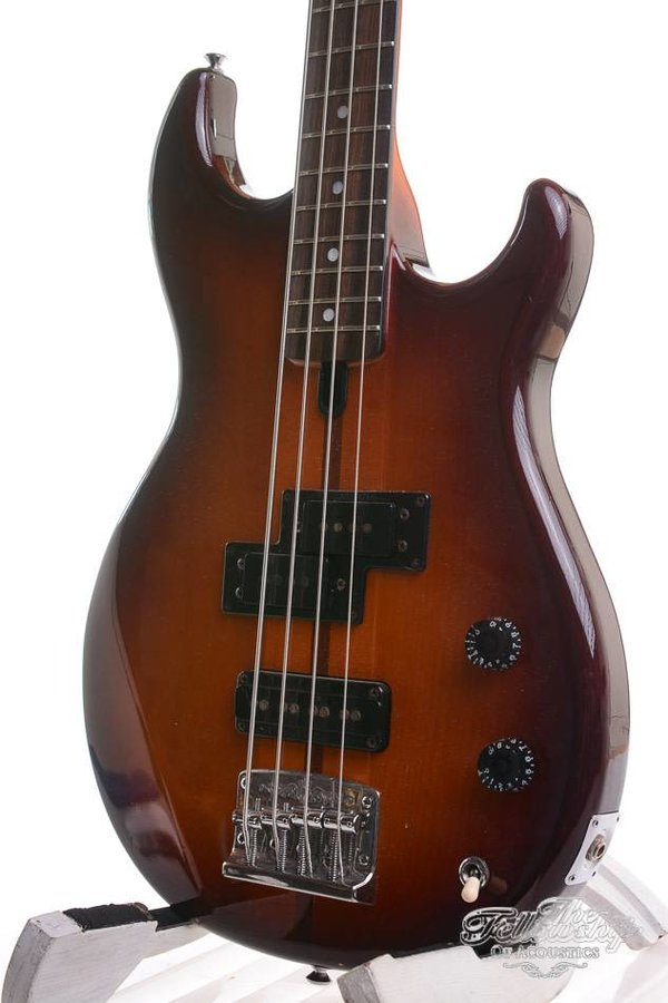 Yamaha BB1000S Sunburst lightweight bass 1987