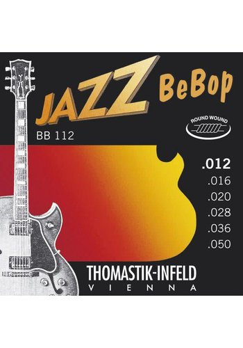 Thomastik-Infeld Thomastik Infeld BB112 Jazz BeBop Light 12-50 Electric Guitar Strings