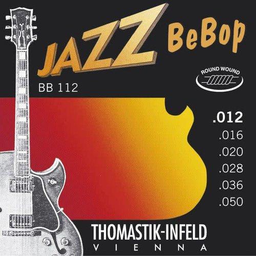 Thomastik-Infeld Thomastik Infeld BB112 Jazz BeBop Light 12-50 Electric Guitar Strings