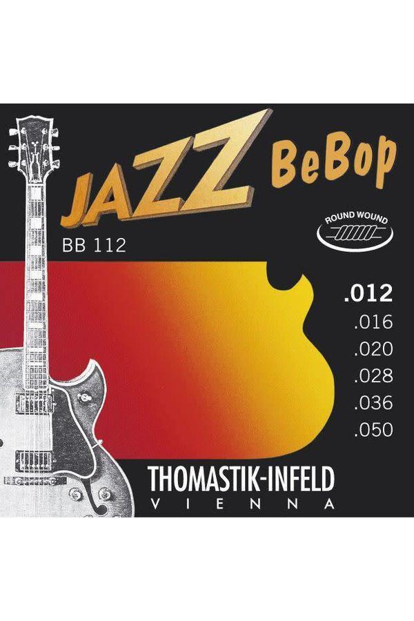 Thomastik Infeld BB112 Jazz BeBop Light 12-50 Electric Guitar Strings