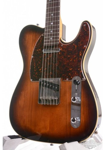 Dick Dijkman Dick Dijkman Custom T-Style bound Sunburst USED