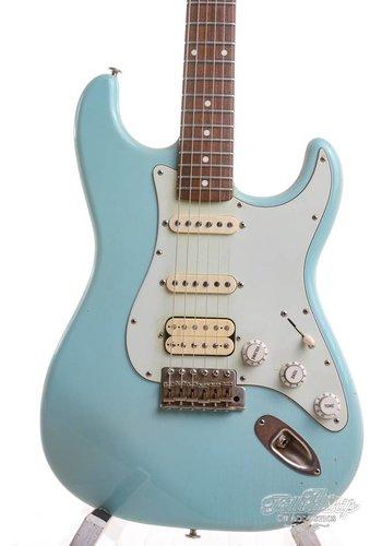 Haar Haar Classic Str HSS sonic blue 2013