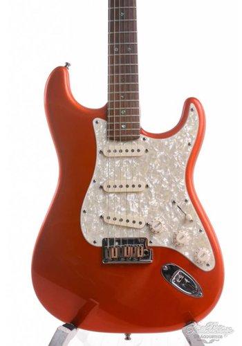 Fender Fender Stratocaster American Deluxe USA Tangerine 2005