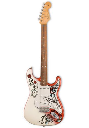 Fender Fender Jimi Hendrix Monterey Stratocaster Electric Guitar  Pau Ferro Fingerboard