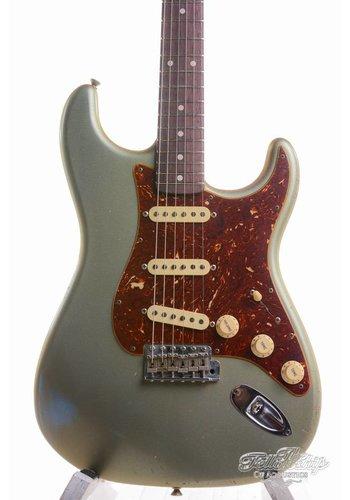 Fender Fender 1960 Stratocaster Masterbuilt Greg Fessler Heavily Tinted Ice Blue Metallic