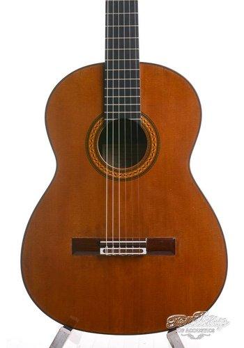 Musulin, Dragan Dragan Musulin M2 Rosewood Ceder Klassieke gitaar 1984