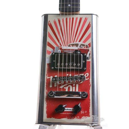 Baader Baader Oil Can Ramkie  Guitar