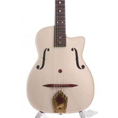 Maccaferri Mario Maccaferri G30 Plastic mini Gypsy guitar 1950s Rare