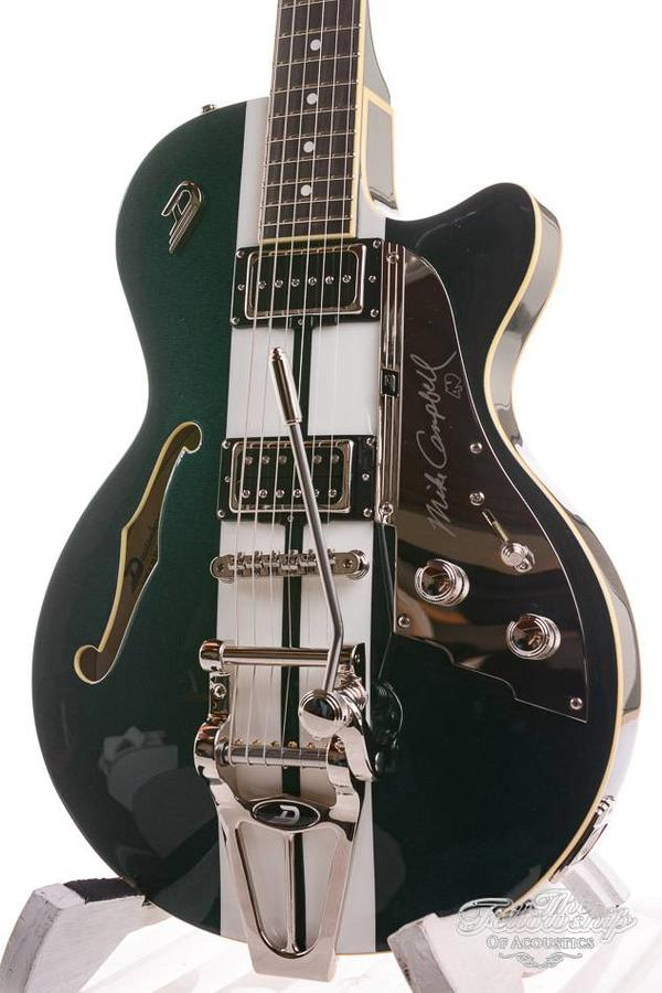 Duesenberg Mike Campbell 40th ann Catalina Green