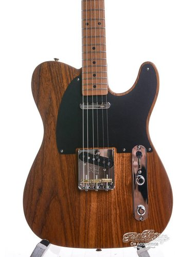 Fender Fender 52 Tele­caster Ltd. Ed. FSR Roasted Ash
