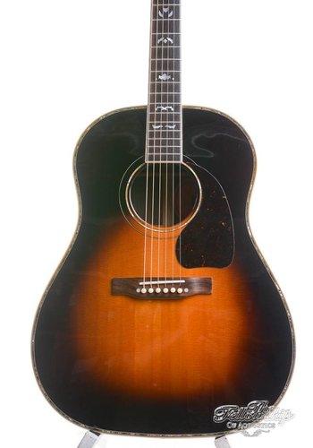 Gibson Gibson Southern Jumbo SJ-45 Deluxe Limited edition 1995 sunburst