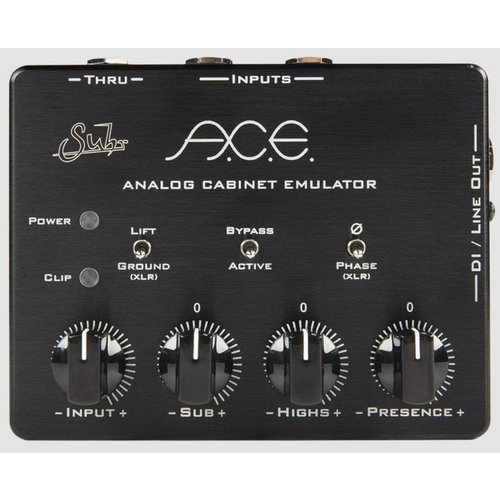 Suhr Suhr Ace Analog Cabinet Emulator