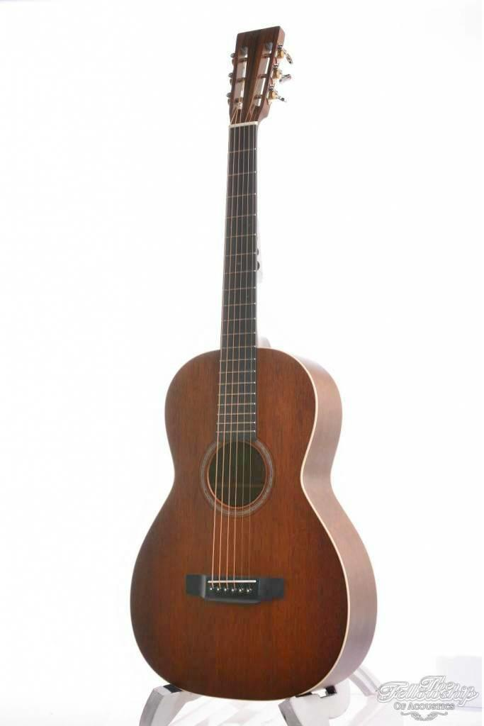 Martin Custom Shop CS 017-40 12 fret Mahogany