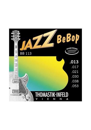 Thomastik-Infeld Jazz BeBop Light 13-5 Thomastik Infeld BB113 Electric Guitar Strings