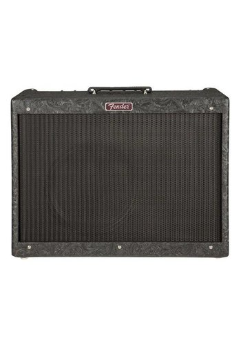 Fender Fender Blues Deluxe Black Western Limited Edition