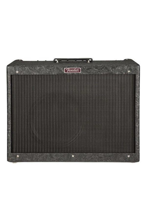 Fender Blues Deluxe Black Western Limited Edition