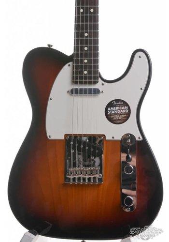 Fender Fender Telecaster American Standard 3tsb RW