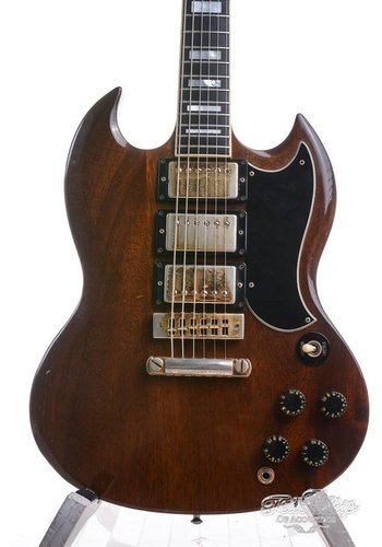 Gibson Gibson SG Custom walnut 1973