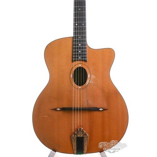Matthias Voigt Selmer style Gypsy Jazz guitar 2003