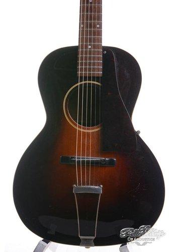 National Gibson L50 sunburst 1934