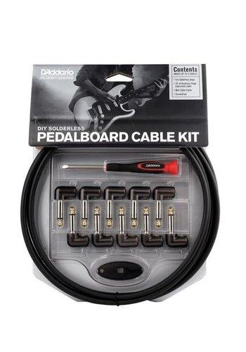 D'addario D'Addario DIY Solderless pedalboard Cable Kit
