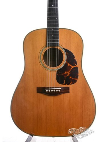 LoPrinzi LoPrinzi LM12 Maple Dreadnought late 1970s
