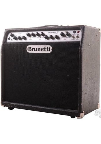 Brunetti Brunetti MC2 Master Combo HW 60 watts 3 channel combo USED