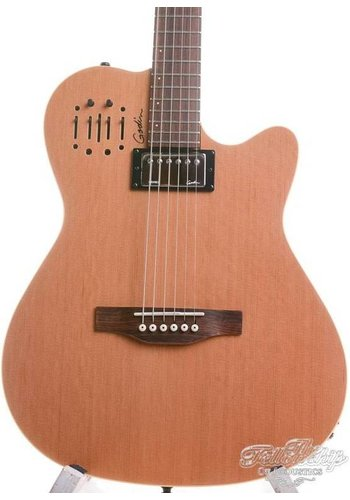 Godin A6 Ultra Natural SG With Bag