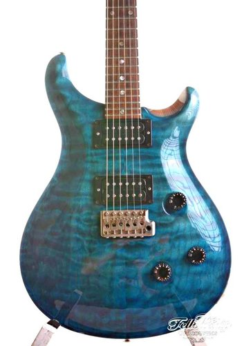 Paul Reed Smith PRS Custom 24 Royal Blue Ten Top 1991