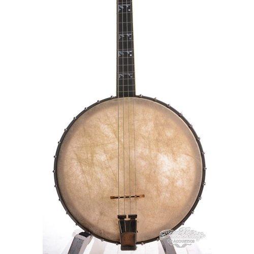 Langstile Langstile II Open Back Tenor Banjo 1920's