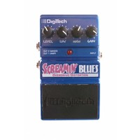Digitech Screamin' Blues Overdrive Distortion USED