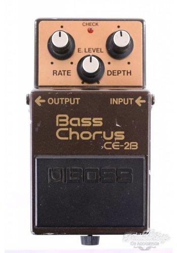 BOSS CE2B Vintage Bass Chorus 1980s