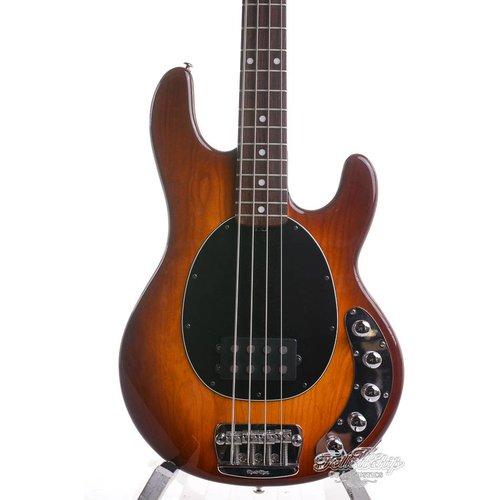 Music Man Musicman Stingray IV Piezo Honeyburst USED
