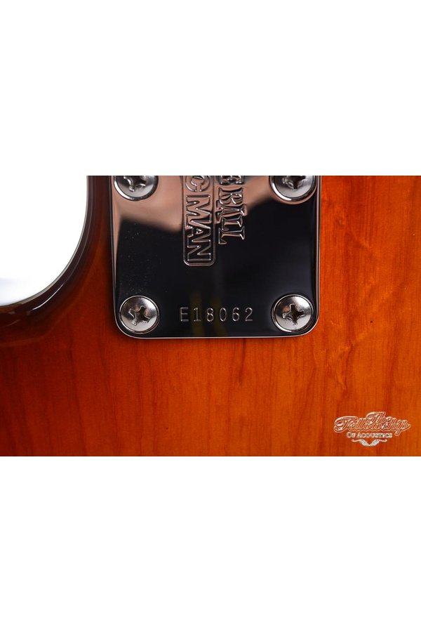 Musicman Stingray IV Piezo Honeyburst USED