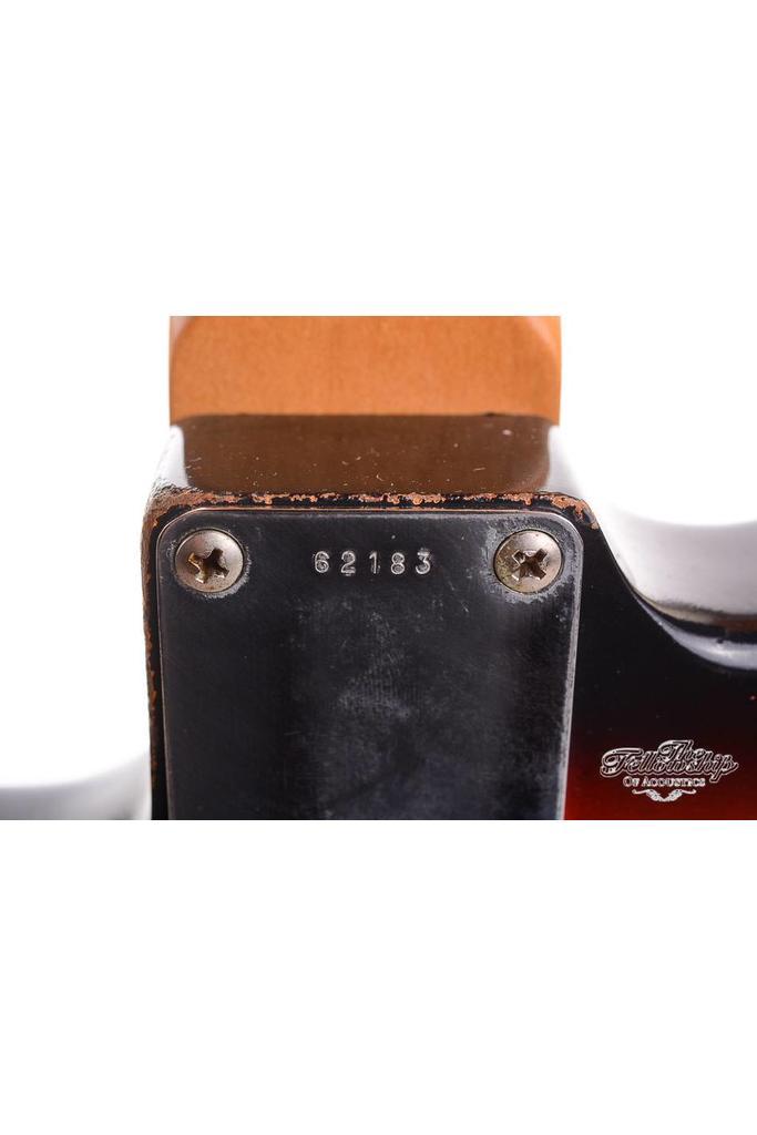 RebelRelic S-Series 61 3tsb RW American Red Alder