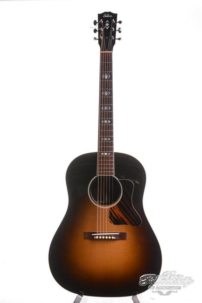 Gibson AJ Luthiers Advanced jumbo Choice Madagascar-Adirondack 2008
