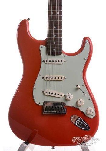 Fender Custom Fender Masterbuilt limited 20th Ann Stratocaster Fiesta Red Jason Smith 2007