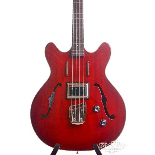 Guild Guild Starfire Bass Cherry Red