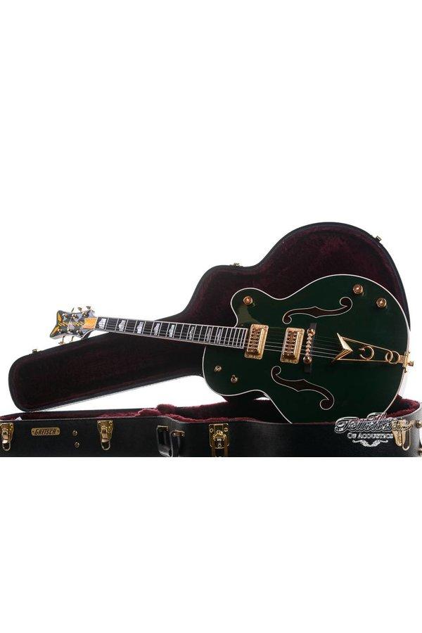 Gretsch G6136I Bono Irish Falcon Soul Green 2015
