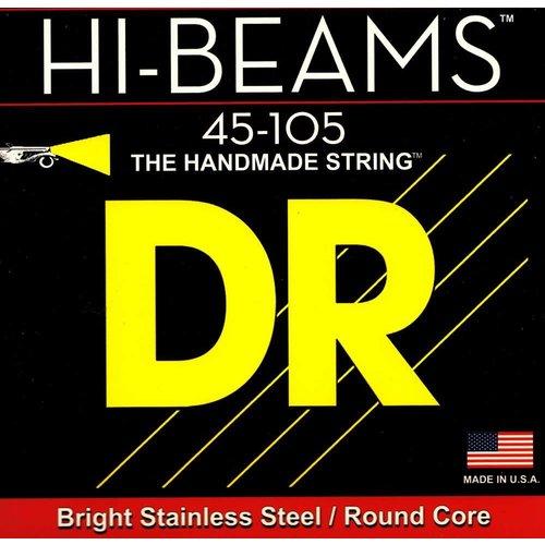 DR Strings DR Strings Hi Beams Medium 4 String Bass Strings 45-105