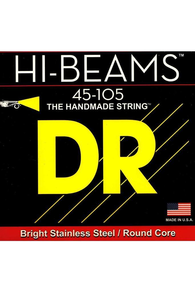 DR Strings HB45 Hi-Beams Medium 45-105