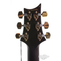 PRS McCarty 594 Satin Black Gold Burst 10-Top Maple 58/15LT Humbuckers