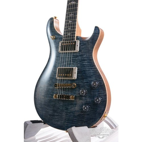 Paul Reed Smith PRS McCarty 594 Wood Library 10-Top Maple Whale Blue 58/15LT Humbuckers