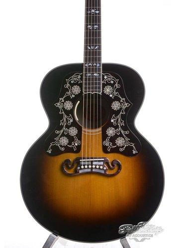 Gibson Gibson SJ-200 Bob Dylan Players Edition Vintage Sunburst